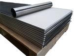 Gips-Lood paneel (Gips 12.5 mm - Lood 2 mm) 60 x 130 cm (ARBO Plaat)