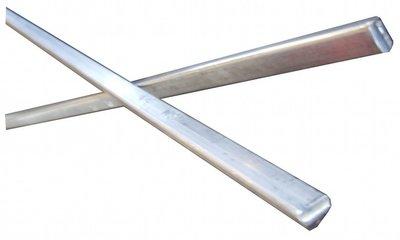 Staafsoldeer Tin / Lood per doos a 5 kg 50/50 Driekant