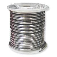 Looddraad diam. 1.5 mm per doos a 20 kg 99,9 % Pb (1kg/Spoel)