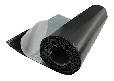 Zelfklevend Gekleurd Bladlood op rol (antraciet) Dikte Lood incl. Kleeflaag 1,5 mm - 30 cm x 500 cm